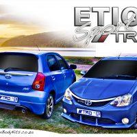 Etios Hatch Body Kits 2012-2016