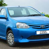 Std Etios Body Kit