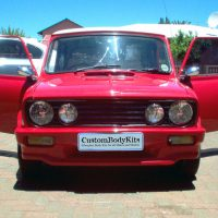Bullnose Mini Front Bumper