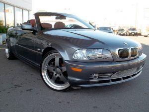 2001 BMW 330ci Body Kit