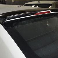 Audi A3 Boot Spoiler