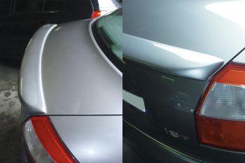 Audi A4 B6 Boot Spoiler