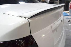 Audi A4 Boot Spoiler