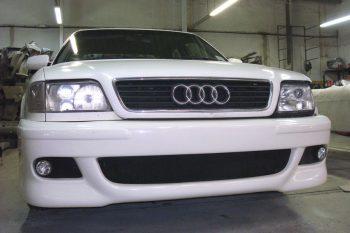 Audi A6 Front Bumper
