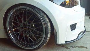1M Front Bumper