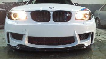 1M Bumper with Splitter
