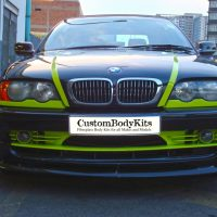 BMW 330ci Front Bumper Spoiler