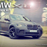BMW (E71) X6 Lumma Style Kit