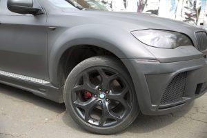 BMW X6 Hamann Kit