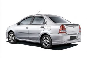 Etios Sedan Full Body kIT