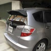 Honda Jazz Flush Broard Boot Spoiler