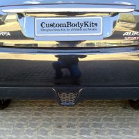 Auris Rear Apron