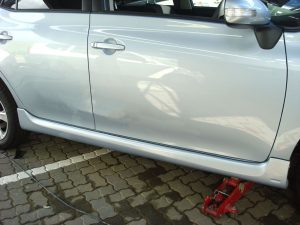 Auris Side Skirts