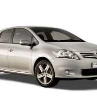 2010 Auris Body Kit