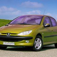 Peugeot 206 - 2002-2010