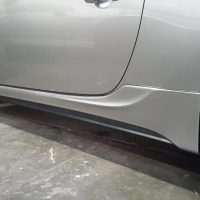 Toyota FT86 Side Skirt