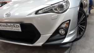 Toyota FT86 Front Left