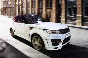 Range Rover Luma Kit