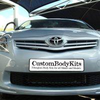 Toyota Auris 1st Gen Front Bumper Spoiler
