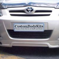 Toyota RunX Front Spoiler