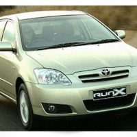 Toyota RunX - 2005