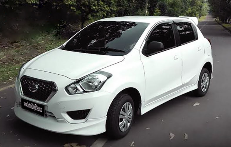 Datsun Go Body Kit now available!