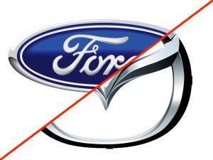 Ford & Mazda Logo