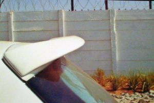 VW Polo N9 Boot Spoiler Profile