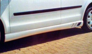 VW Polo N9 Side Skirts