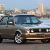 VW Golf 1 - Citi Golf