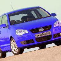 VW Polo N9 2-Door 2005-2009