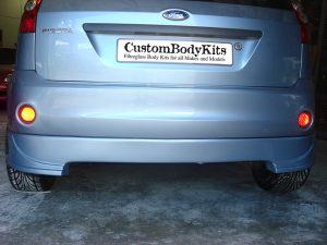 Ford Fiest Rear Apron