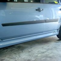 Ford Fiesta Side Skirts