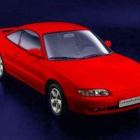 Mazda MX6 1991-1997