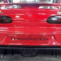 Mazda MX6 Ferrari