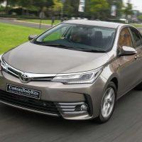 Toyota corolla Prestige 2017
