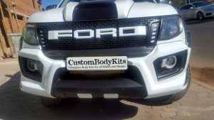 Ford Replacement Grille