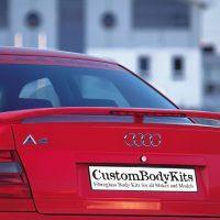 Audi A4 B5 Boot Spoiler