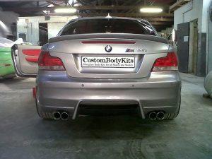 BMW 1 Series Boot Spoiler