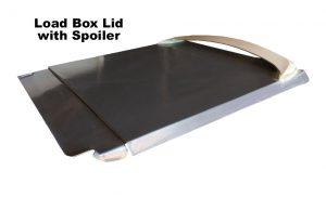 Nissan 1400 LDV Load Box Lid with Spoiler