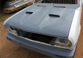 Nissan LDV GX Mach 1 Bonnet