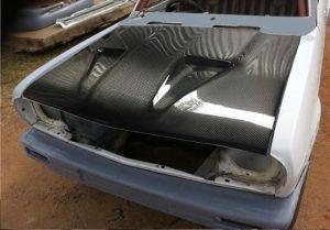 Nissan 1400 CarbonFibre Bonnets