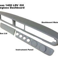 Nissan 1400 LDV GX Fibreglass Dash