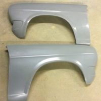 Nissan 1400 Left Side Fenders