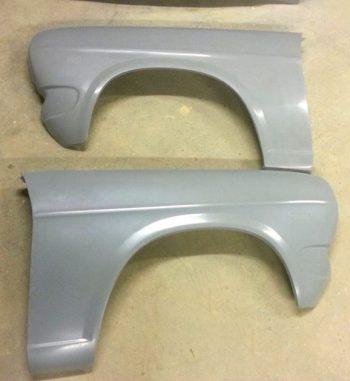 Nissan 1400 Left Side Fenders