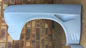 Nissan 1400 Front Left Vented Fender