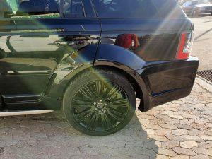 Range Rover Sport Rear Wheel Arch