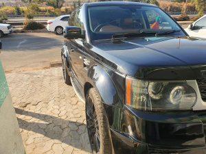 Range Rover Sport Body Kit Right Profile
