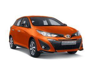 Toyota Yaris Body Kits