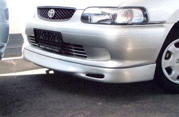 Toyota Tazz Front Bumper Spoiler